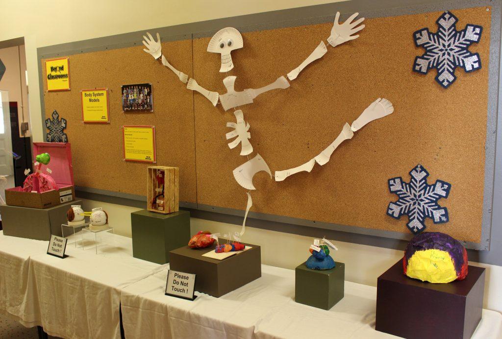 Classroom Exhibit